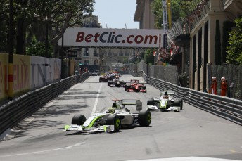 BrawnGP dominated this year's Monaco F1 Grand Prix