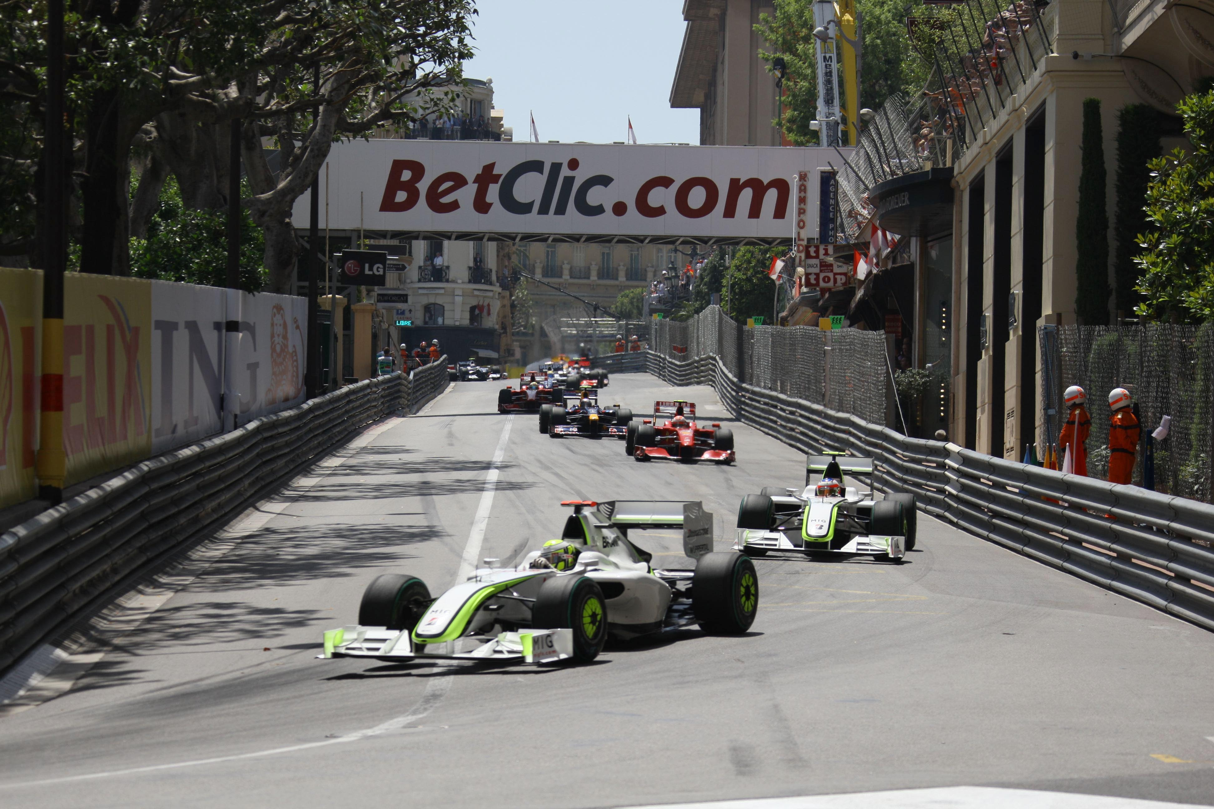 Monaco race date moved a week forward
