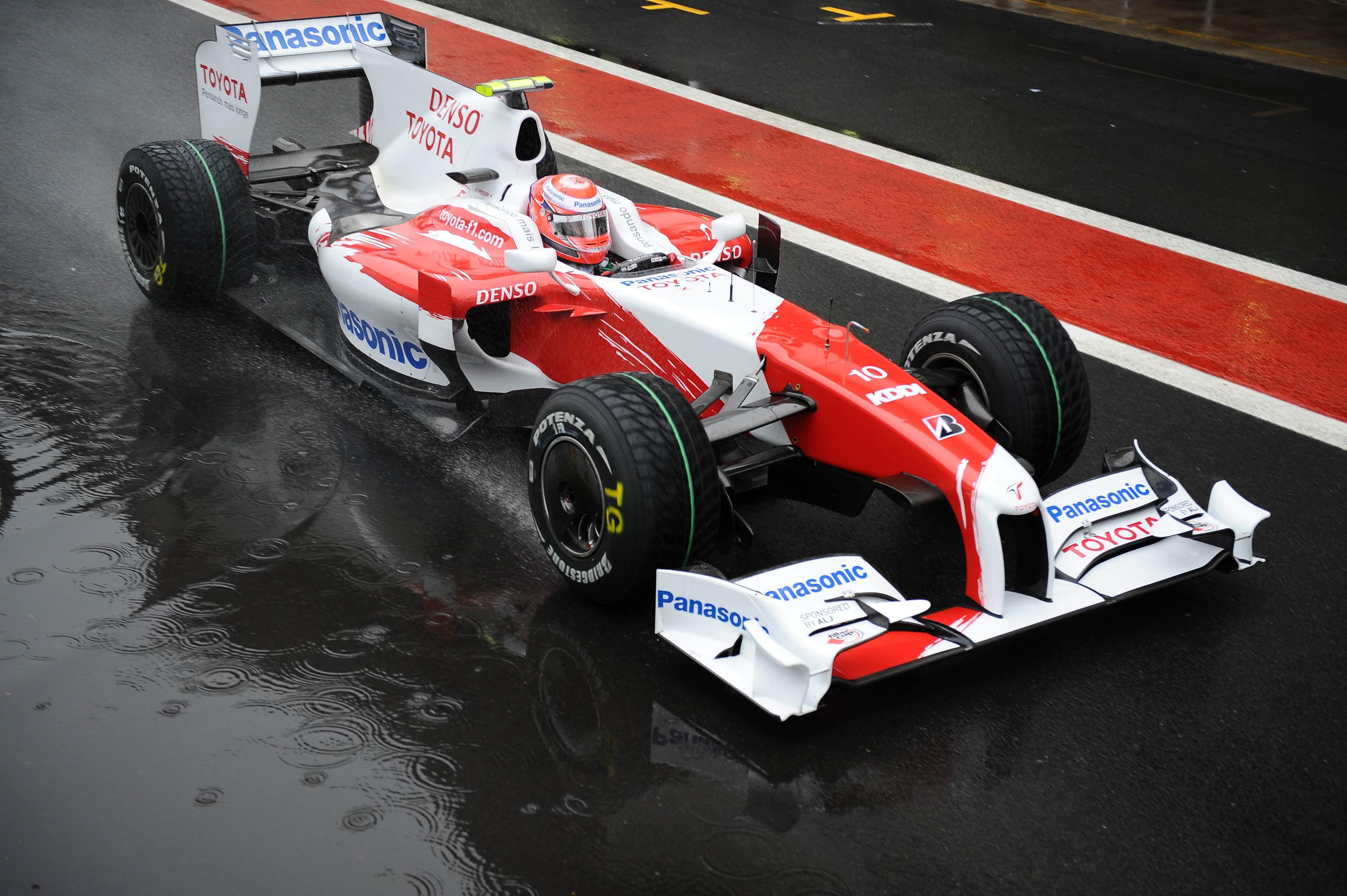 Glock misses Abu Dhabi F1 round