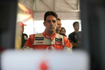 Jamie Whincup will concentrate on his V8 Supercar Championship lead and miss next week's Race of Champions