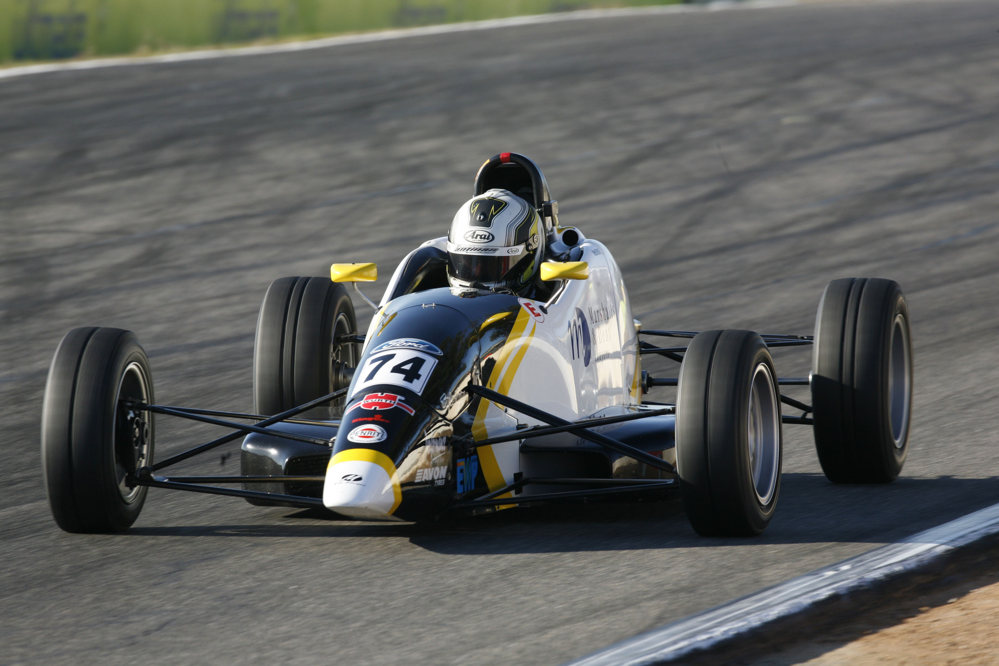 Minda to test three young drivers