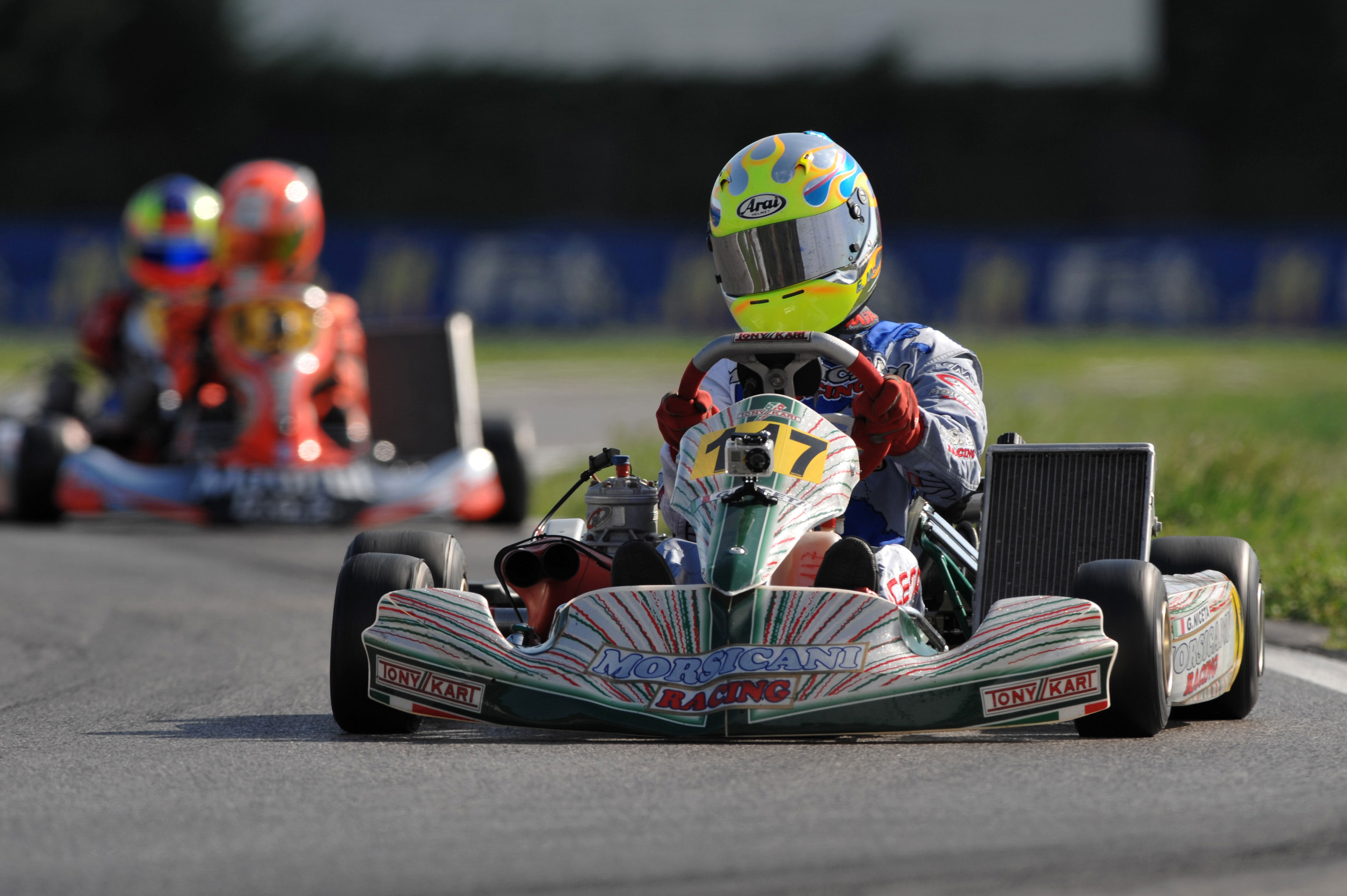 KartStars-spec World Championship for U/18s