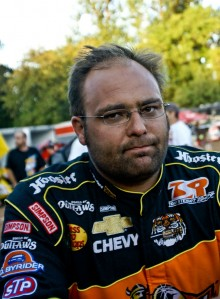 Donny Schatz is focused on wins in the WoO Series. Pic: Curt Death