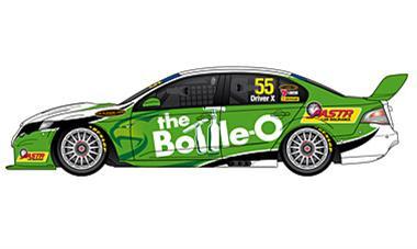 FPR confirms third V8 entry for 2010
