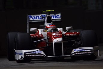 Toyota has left Formula 1 after eight seasons of unfulfilled promise