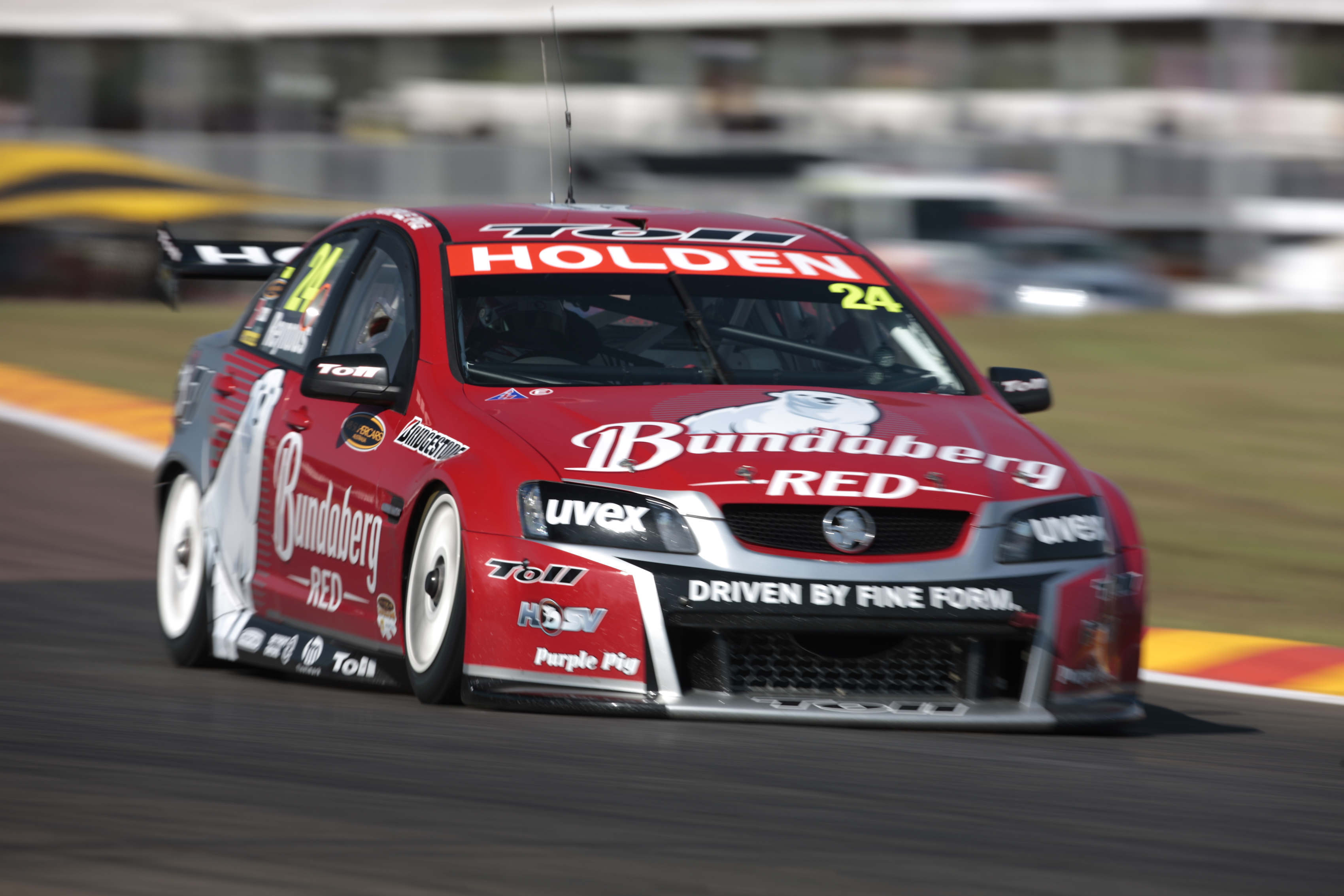 Coulthard confirmed at Walkinshaw Racing
