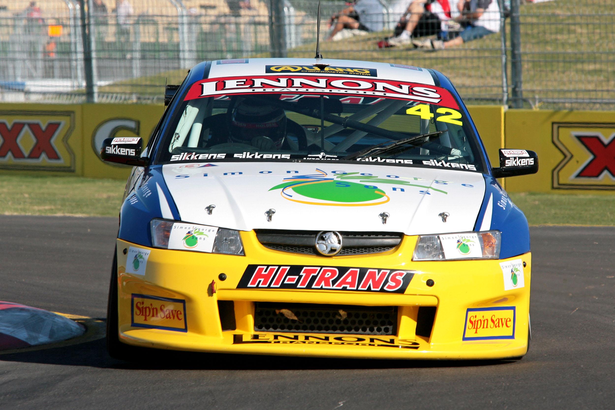 Percat set for first V8 Supercar test