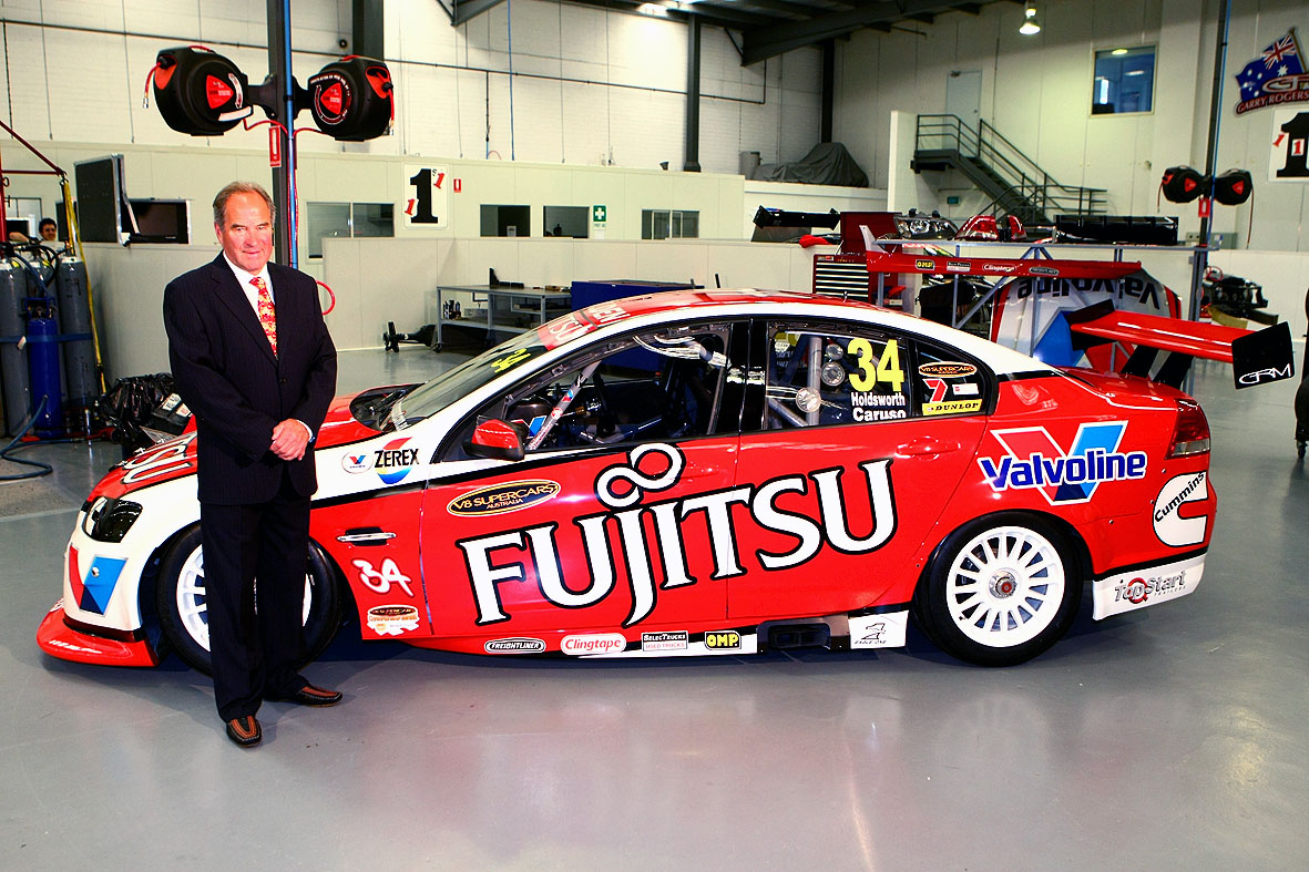 GRM entertains Fujitsu Series entry