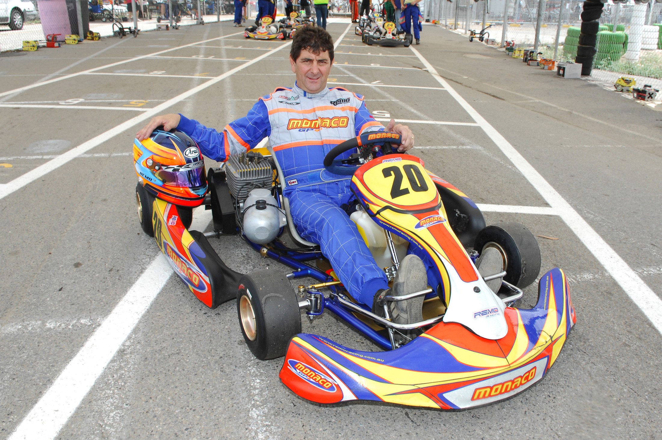 Luciani aiming for title number 50