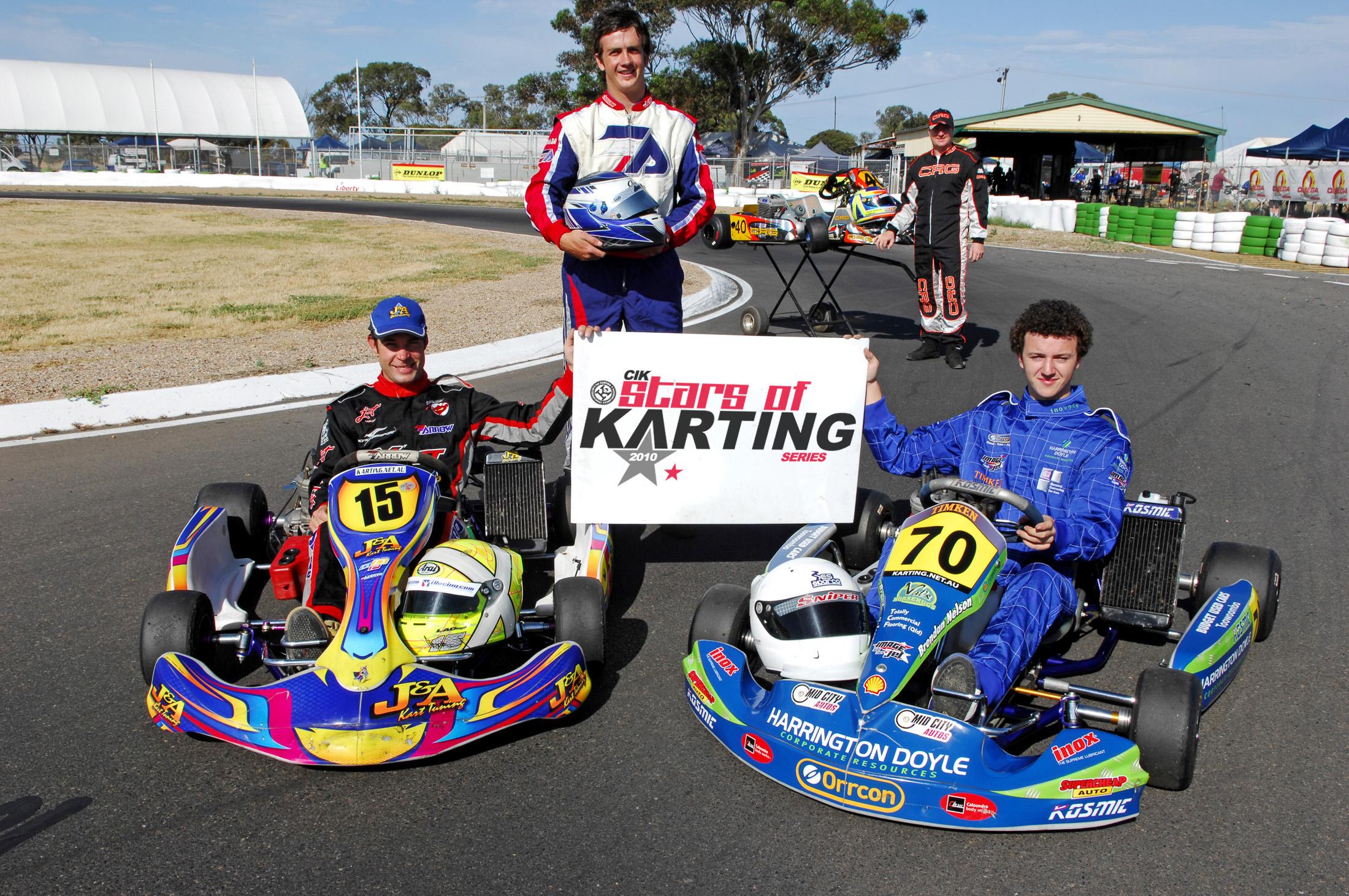 2009: Stars of Karting set to shine in 2010