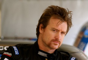 Former Ironman Guy Andrews wants a full-time future in Australian motorsport