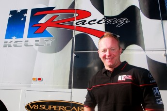 Jason Bargwanna will drive with Kelly Racing in 2010