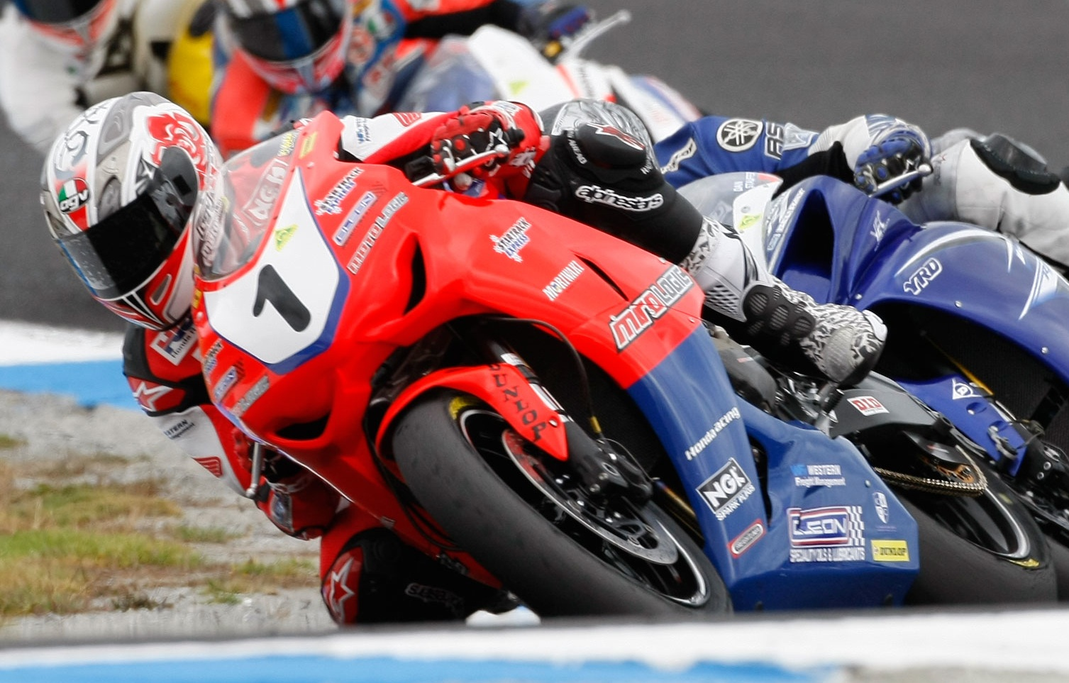 Superbikes and Supercars look at four