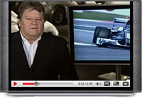 Norbert Haug, Mercedes Motorsport vice-president, talks about their takeover of F1 champions Brawn GP