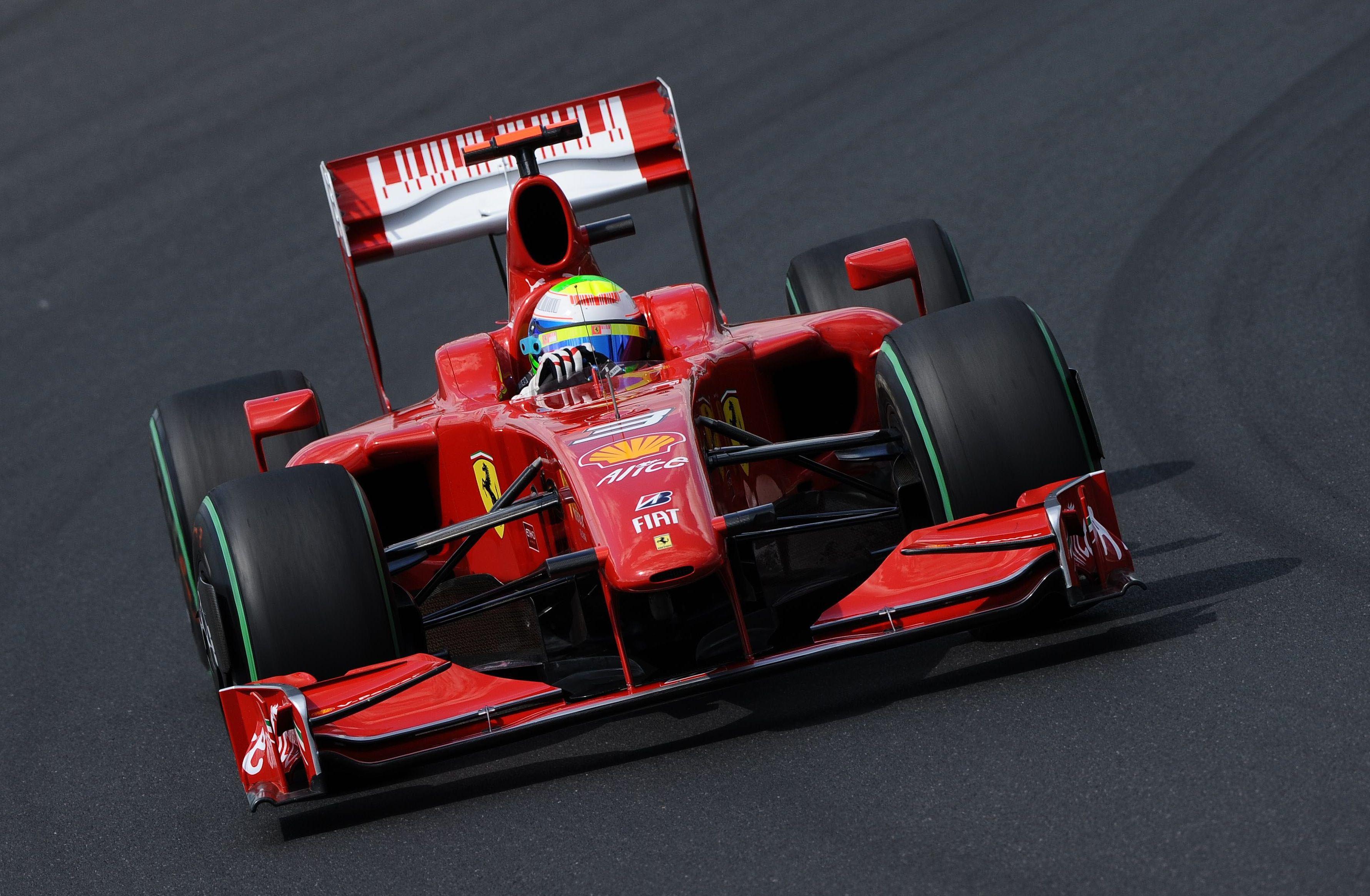 Ferrari boss says he has the best drivers
