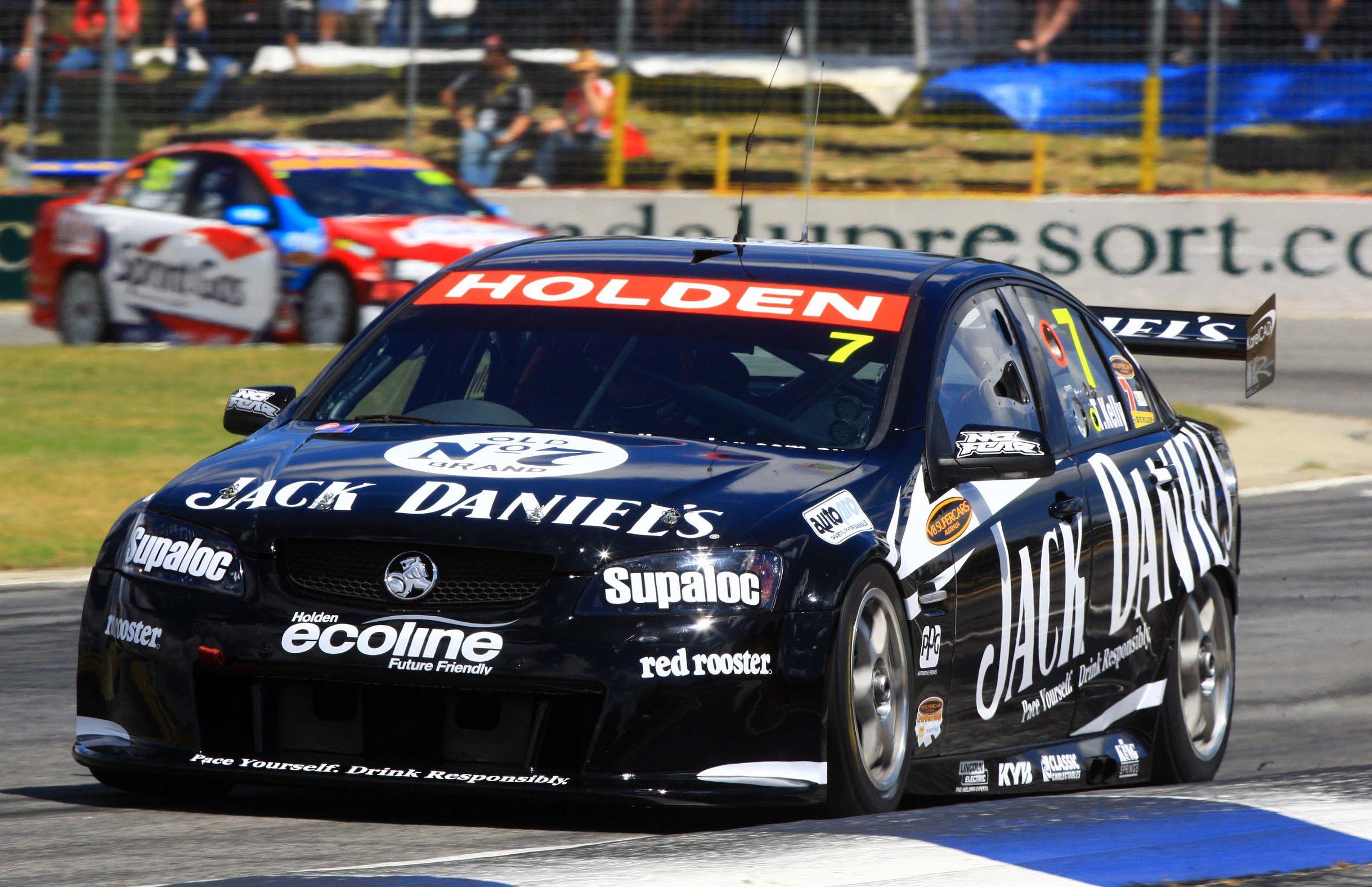 Kelly Racing entertains Fujitsu Series entry