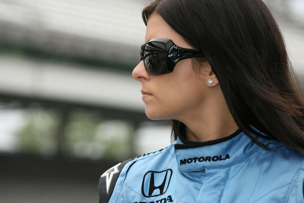 Danica stays in IndyCar - NASCAR soon