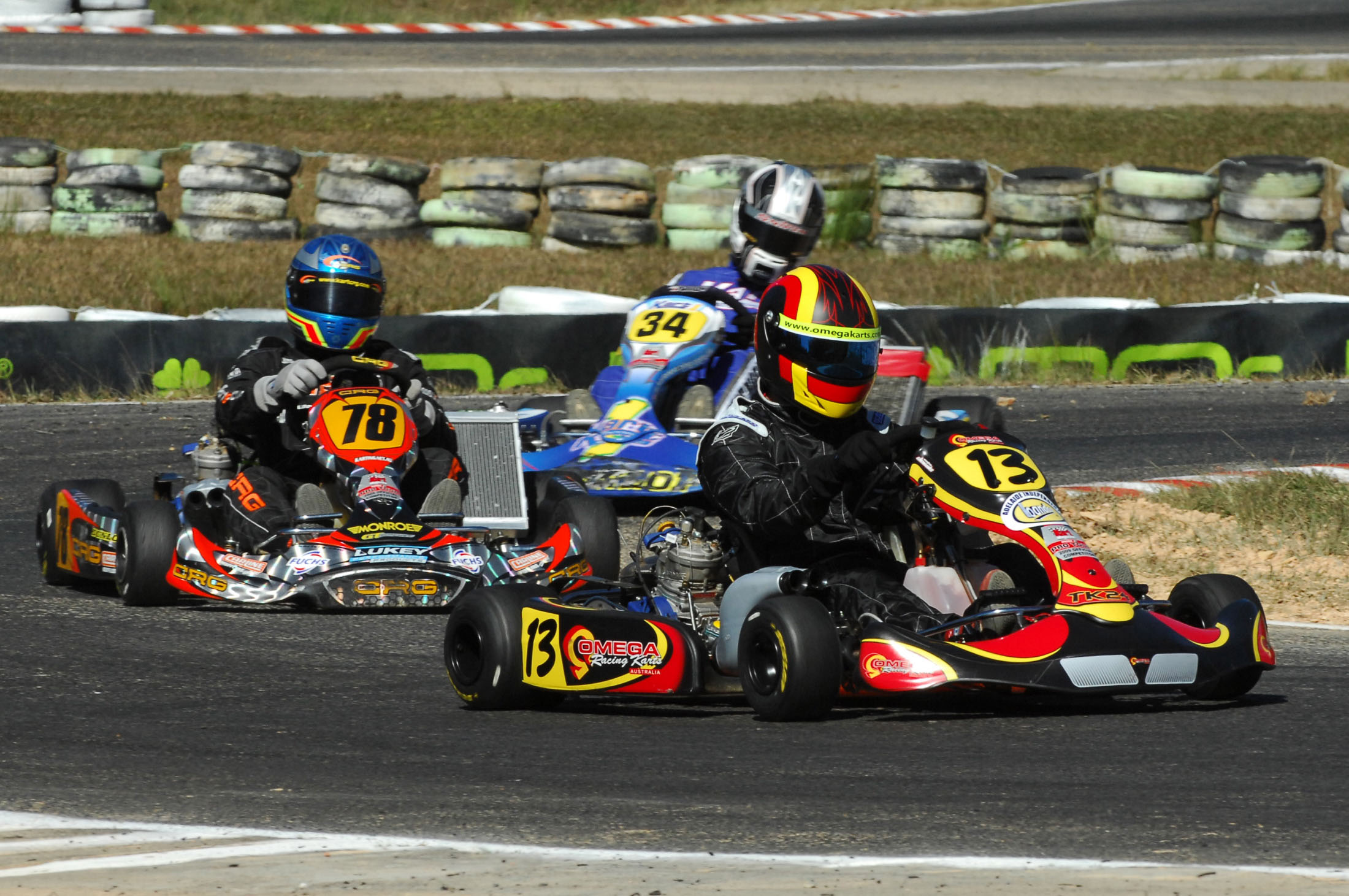New qualifying format for Stars of Karting Series
