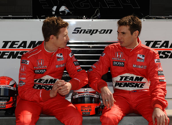 Briscoe: Power makes Penske stronger
