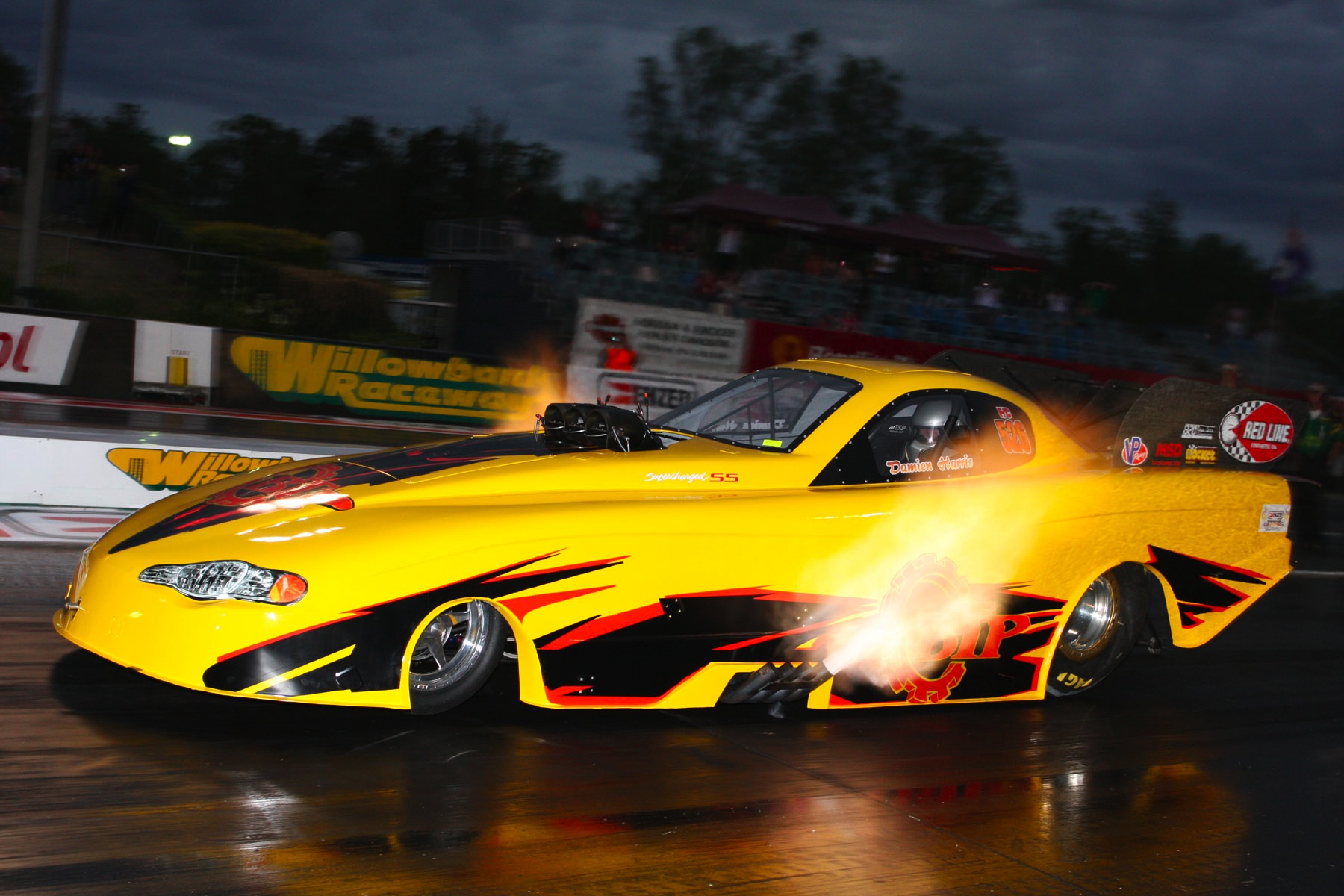 Aussies set to fire in Nitro Challenge