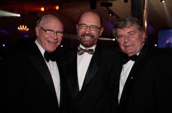 Allan Moffat, John Bowe and Colin Bond