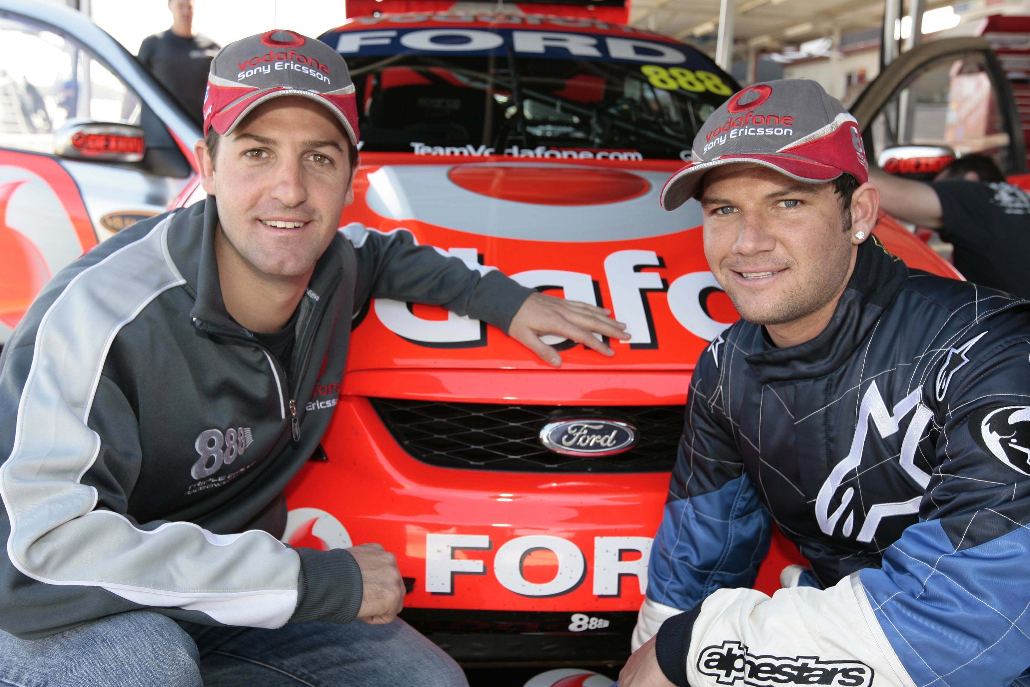 Chad Reed aims for V8 Supercars in 2011