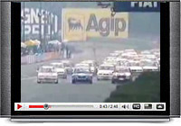 Paul Radisich wins 1993 Touring Car World Cup