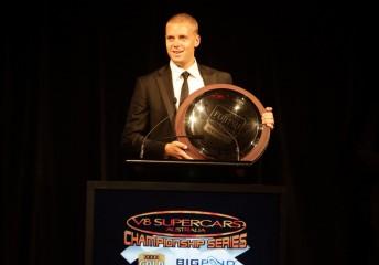 Fujitsu V8 Series Champion and Privateer winner Jonathon Webb