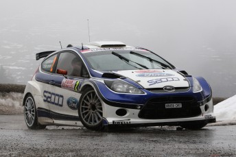 Hirvonen continues to lead the Monte