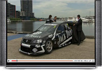Jack Daniel's 2010 Livery unveiled