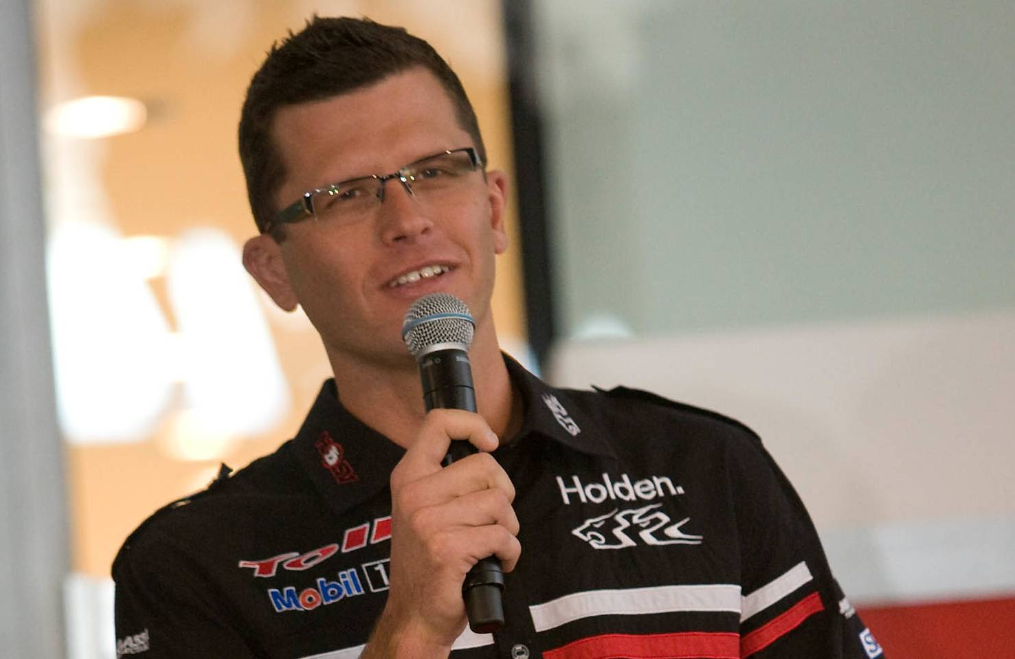 Tander not thinking about life 'post-racing'