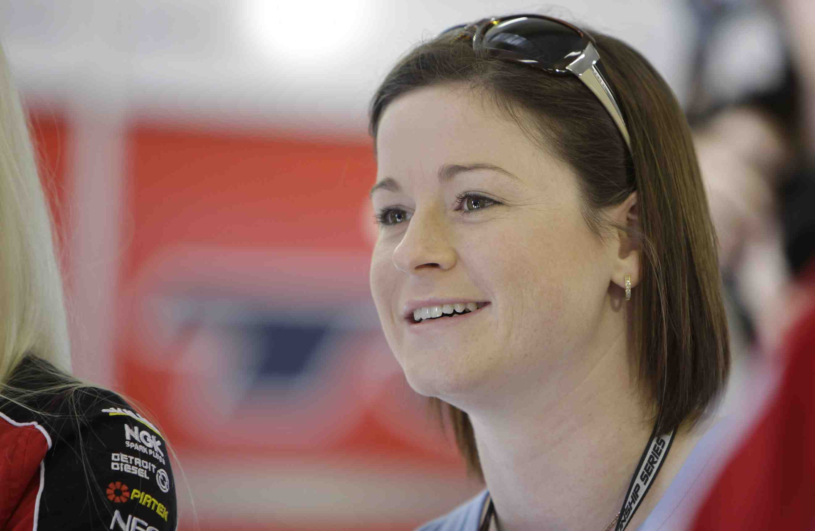 Leanne Tander gets V8 Utes invitation