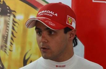 Felipe Massa will get more F1 miles in Spain tomorrow