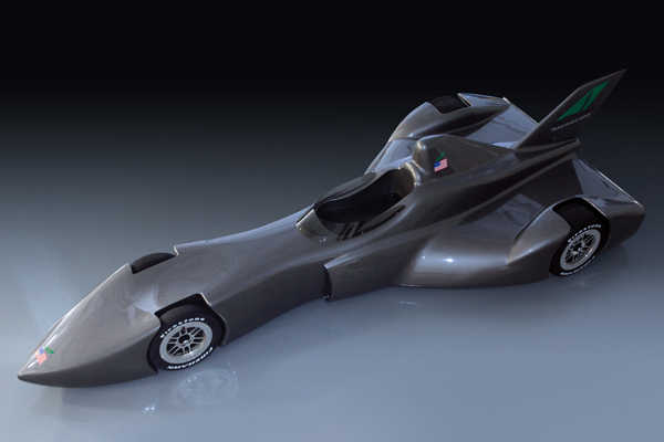 Is DeltaWing the 2012 IndyCar?