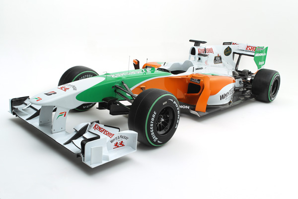 Force India gunning for points in 2010