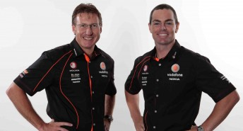 Mark Skaife and Craig Lowndes will team together in the 2010 V8 Supercar endurance races