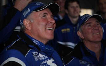 Ross and Jim Stone – owners of Stone Brothers Racing