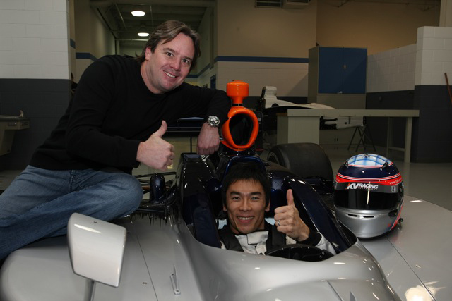 Sato signs for KV Racing in IndyCar