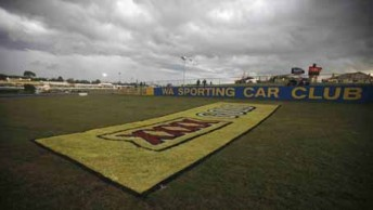 The V8 Supercars event at Barbagallo Raceway was axed from its calendar yesterday