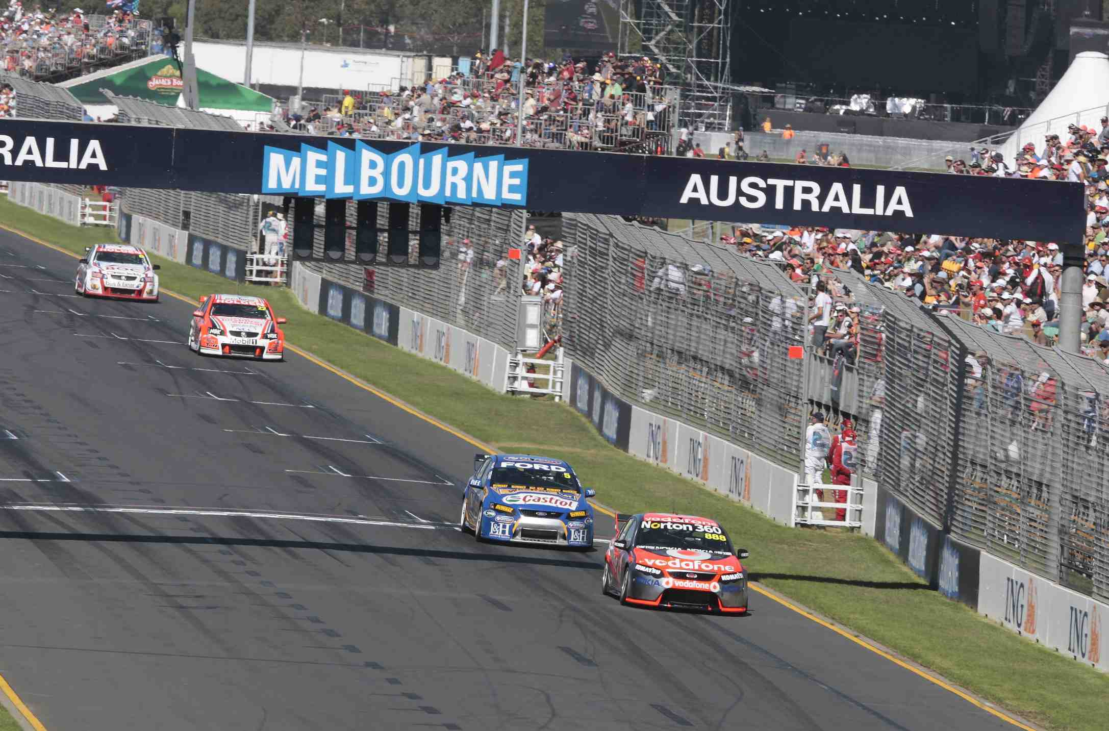 V8 AGP race format winners announced