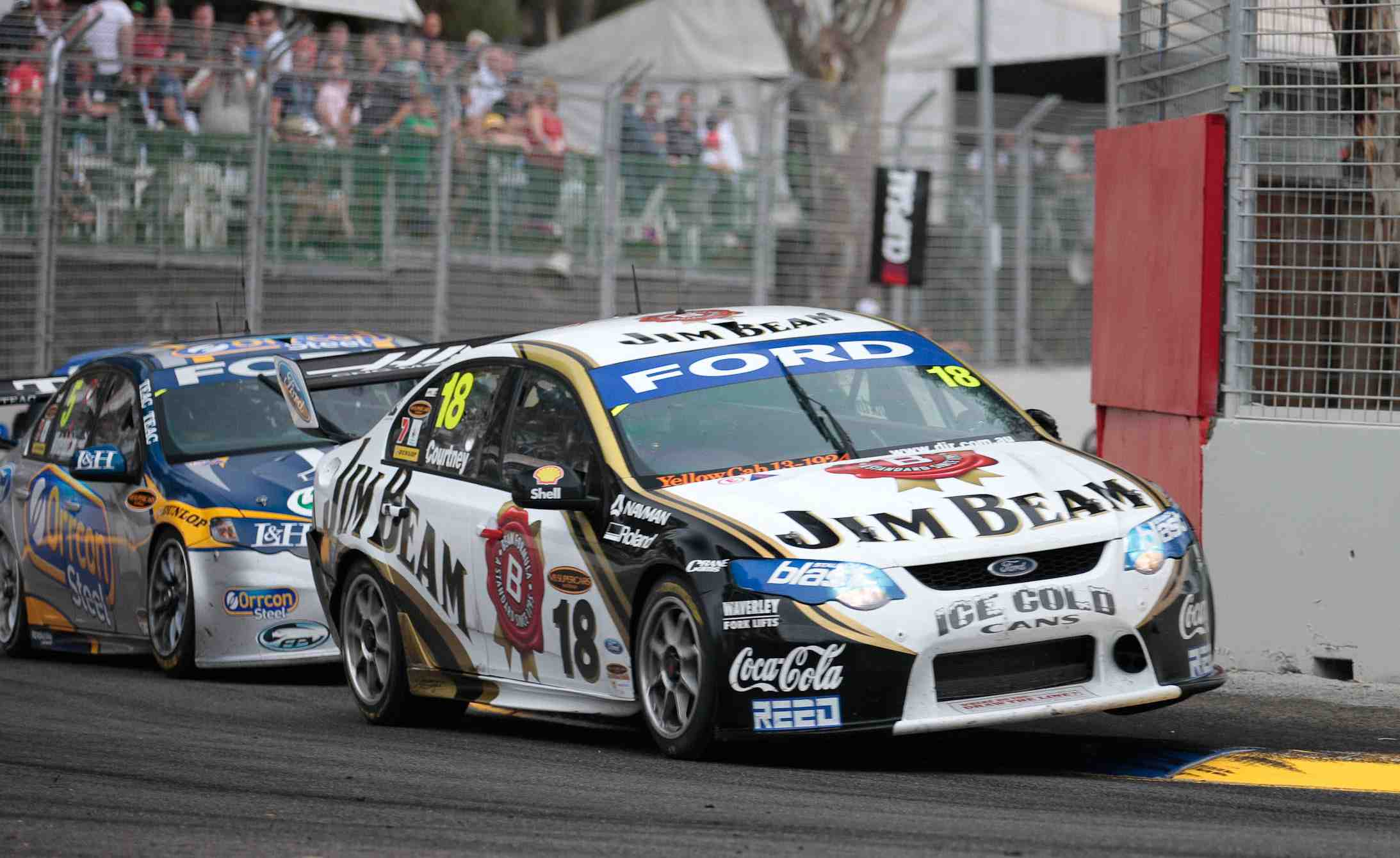 New penalty proposal for V8 Supercars