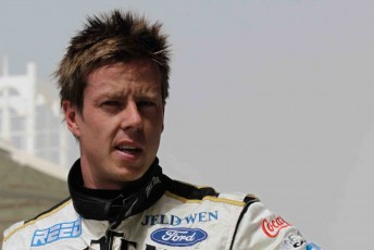 Jim Beam Racing's James Courtney