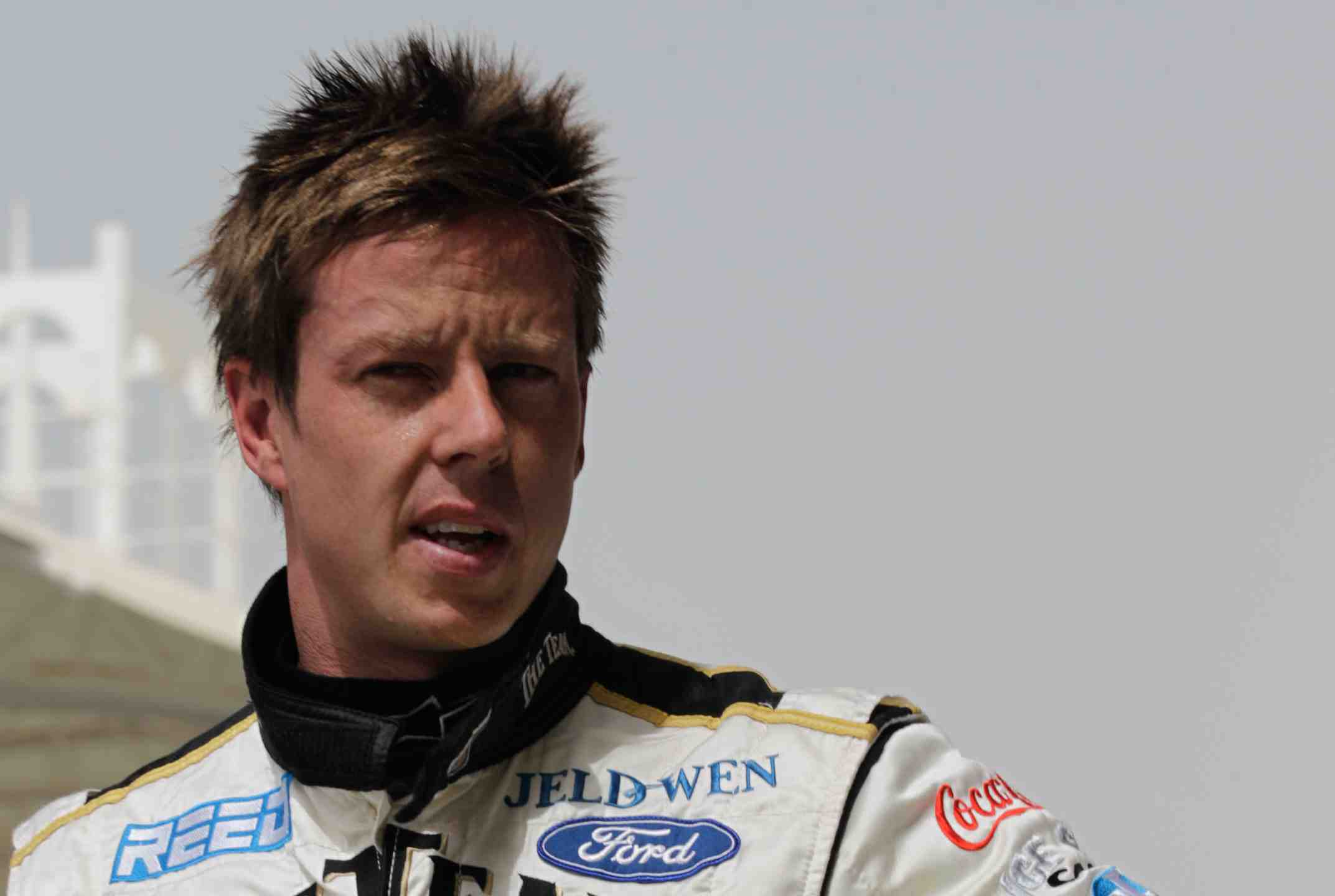 James Courtney: I'm ready for a street fight