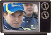 Onboard the Chris Atkinson of wrc 2007 - Rally Monte Carlo - last superstage and cutttings M.Hirvonen reaction!