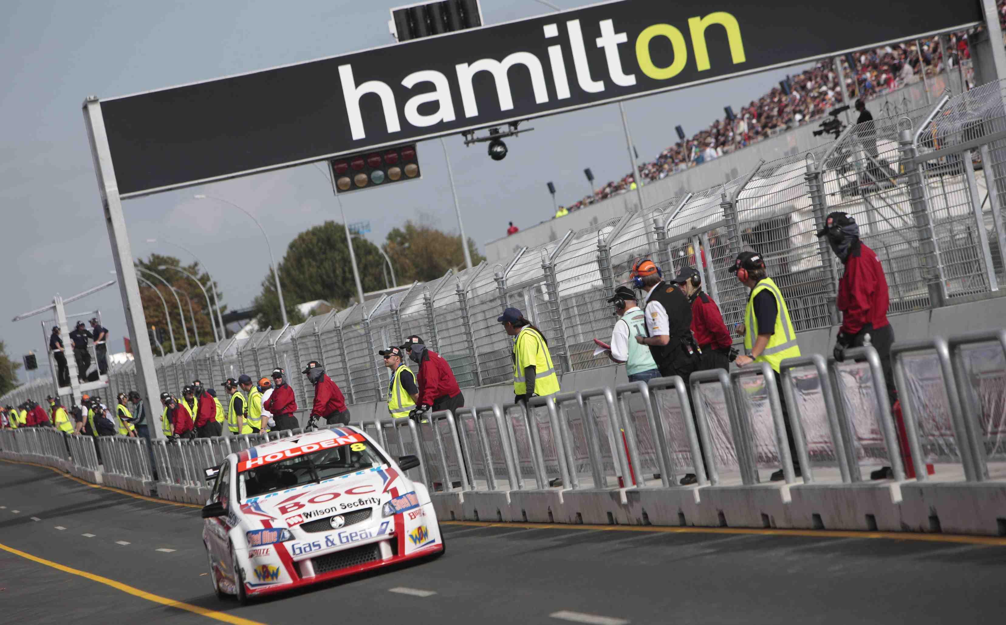 Slow Hamilton pre-race sales causes stir