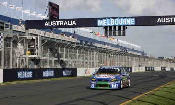 The permanent pit facility at Albert Park is set to have a junior edition nearby next year