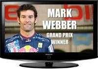 Mark Webber - Canberra Milk kid
