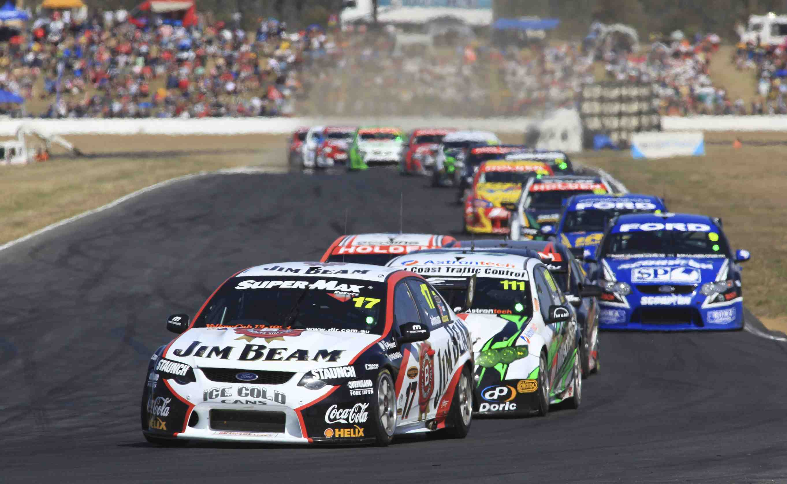 QR to replace Barbagallo's Sprint tyre round