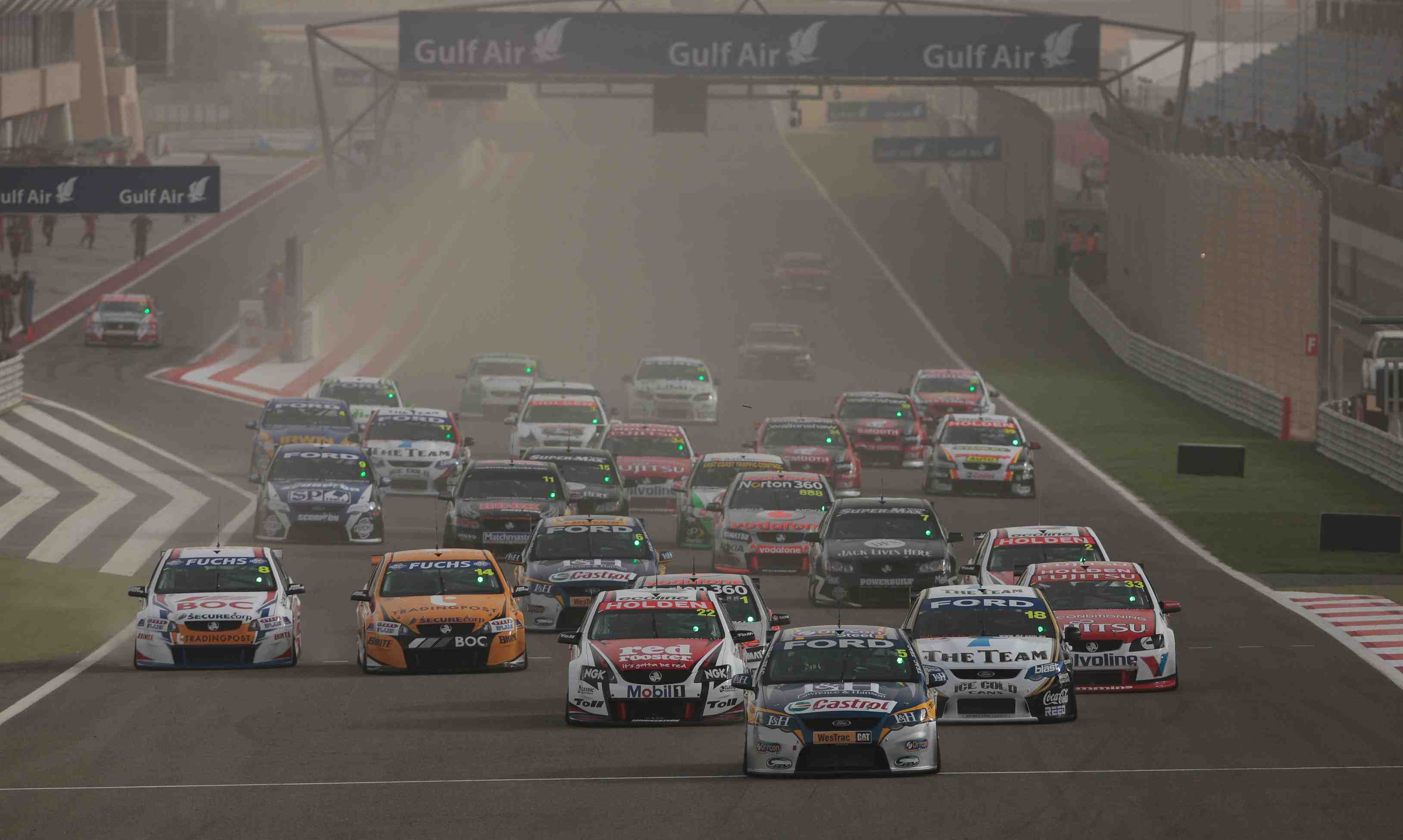 Whitaker: For my love of Touring Cars