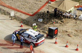 The WRC's leading drivers have called for new star order regulations